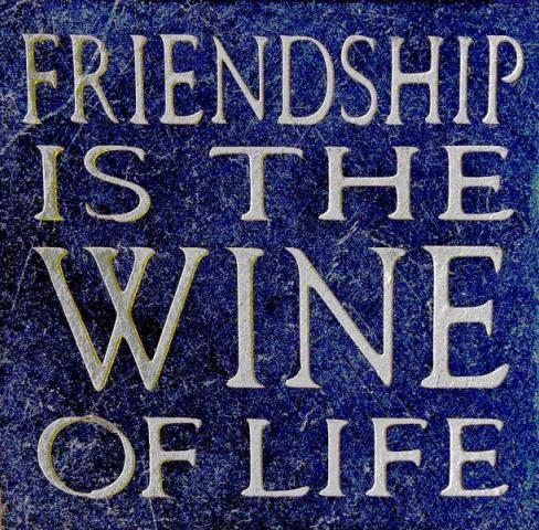 Friendship by William Cowper