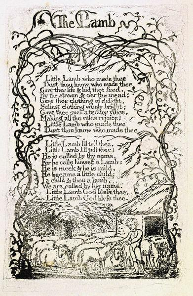 The Lamb by William Blake